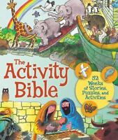 The Activity Bible (Paperback or Softback)