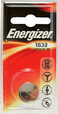1 x Energizer CR1632 3V Lithium Battery CR 1632