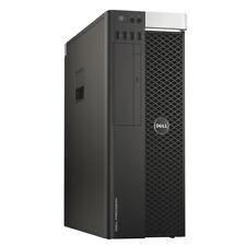 Dell Precision T5610 Workstation Server 3.30Ghz 16-Core 32GB 2TB SSD Windows 10