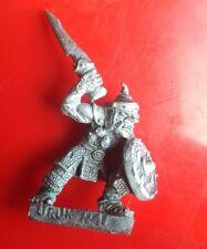 ME44 Gran Orco Uruk-hai Isengard citadel GW Games workshop LOTR EL HOBBIT # A