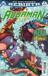 Aquaman #10 Comic Book 2016 - DC