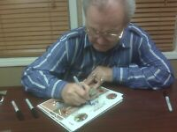 Secretariat signed horseshoe Ron Turcotte autograph