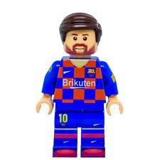 Custom LEGO Barcelona Football Minifigure Lionel Messi 2020
