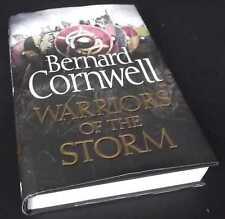 Bernard Cornwell:  Warriors of the Storm. Hardcover.  HarperCollins, 2015.