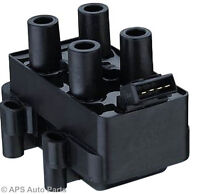 Vauxhall Astra 1.8 2.0 Calibra Omega Vectra 2.0 Ignition Coil Pack New 90458250
