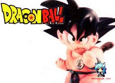 "Dragon Ball  Son Goku 1/6  Vinyl Figure Model Kit 6"""