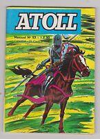ATOLL n°53 - Archie le robot. 1971. petit format en TBE
