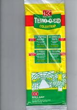TEMO-O-CID TRAPP. ADES. PER INSETTI(mosca bianca ecc.) n.10 x conf.cm 10 x 24