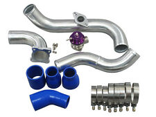 Eagle Talon 1G DSM Upper and Lower Intercooler Piping Kit + Type S BOV