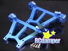 ALUMINUM FRONT+REAR SHOCK TOWER B E-MAXX 3903 3905 3908 ALLOY BODY POST MOUNT