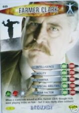 DR WHO INVADER CARD 449 FARMER CLARK  - MINT !!