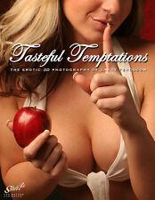 Tasteful Temptations Sexy PinUp Girl Magazine Art Book 3D Stereo Slide Photo Lot