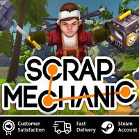 Scrap Mechanic | Steam Account | Fast Delivery | Read Description | NOT A KEY |