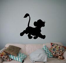 Lion King Simba Vinyl Decal Disney Wall Vinyl Stickers Home Interior Kids Room 6