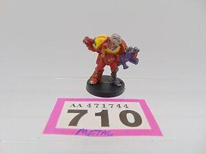 Warhammer 40,000 Space Marines Vet Captain Bionic Leg 710-744