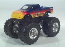 Hot Wheels Pure Adrenaline Monster Jam Truck Scale Model Ford Pickup