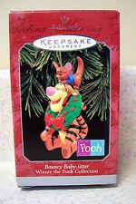 Hallmark 1998 Tigger - Bouncy Babysitter, Winnie the Pooh Collection, Disney