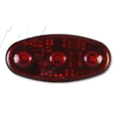Lampeggiante supplementare rosso LED INTAV Trilogy Gold