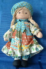 "KTC Knickerbocker Holly Hobbie DRESS and PLAYSET for 6/"" Doll #2 MOC Vintage"