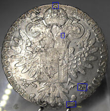 Maria Theresia Taler 1780, Rom, H71, Silber