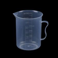 250ML Plastic Measuring Cup Jug Pour Spout Surface Kitchen TFSU  BSC