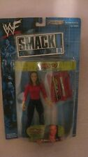 Wwf Smack Down Series 7 Stephanie McMahon-Helmsley Action Figure 2000 New t612