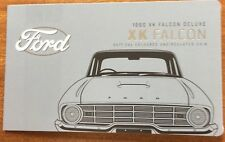 2017 RAM 50 cent UNC Coin Ford classics collection - XK FALCON