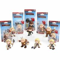 How To Train Your Dragon - Humans/Heroes 3″ Action Vinyls
