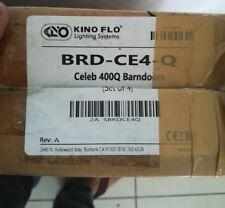 Kino Flo BRD-CE4-Q Celebrità 400Q Barndoors Set di 4