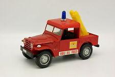 Barlux 1/25 - Fiat Campagnola Vigili Del Fuoco Feuerwehr Skala