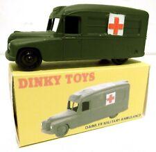 Dinky 626 Military Ambulance vacío Repro Caja sólo