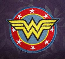 WONDER WOMAN PATCH SUPER HERO COMIC BOOKS GAL GADOT SUPERMAN SUPERGIRL BATGIRL