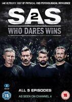 Nuovo SAS Who Prove di Coraggio Wins Serie 2 DVD