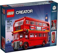 LEGO Creator Expert Collezionisti 10258 - London Bus NUOVO NEW