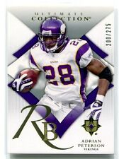 2008 Ultimate Collection Adrian Peterson #75 200/275 VIKINGS