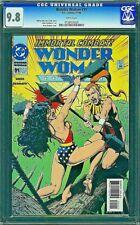 WONDER WOMAN 91 CGC 9.8 Loebs Bolland Deodato 1994