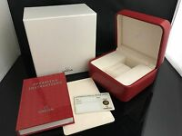 OMEGA WATCH BOX CASE 100%Authentic [GUARANTEE] fm5034
