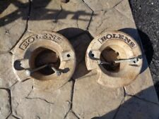 Bolens Garden Tractor Rear Wheel Weights. 50 Pounds Each