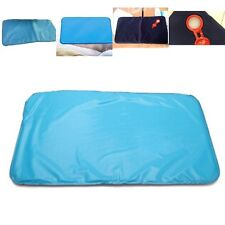 Chillow Therapy Insert Sleeping Aid Pad Mat Muscle Relief Cooling Gel Pillow