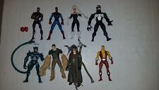 New listing Lot of Various Marvel Spider-Man Figures. Spider-Man 3 The Movie Venom