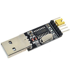 High Quality USB To TTL Converter UART Module CH340G 3.3V 5V Switch For-
