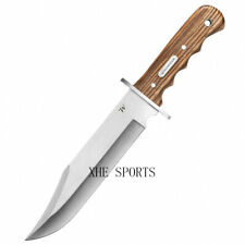 """3435 -New Authorized Large 14.2"""" Winchester Double Barrel Bowie knife + Sheath"""
