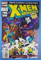 X-Men Adventures #1 Season Two Mr. Sinister Marvel Comics 1994 Animated Series