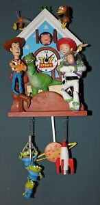 "Toy Story Awesome Musical ""You've Got A Friend In Me"" Wall Clock!"