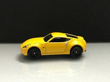 2019 HW F&F 1:64 > Nissan 370Z , Yellow Opened Loose Unspun