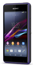 Sony Xperia E1 - 4GB - Purple (Unlocked) Smartphone