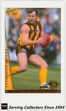 1997 Select AFL Ultimate Card Series Box Card BC1 Jason Dunstall (Hawks) Rare