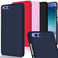 Plain Soft Cover for Xiaomi Mi 6 Back Silicone Smartphone Case Bumper Slim Mat