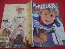 PHILDAR TRICOT Enfants ( bécassine) N°261 - 2 à 14 ans LIVRE/MAGAZINE/CATALOGUE