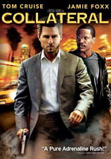 COLLATERAL-COLLATERAL DVD NEW